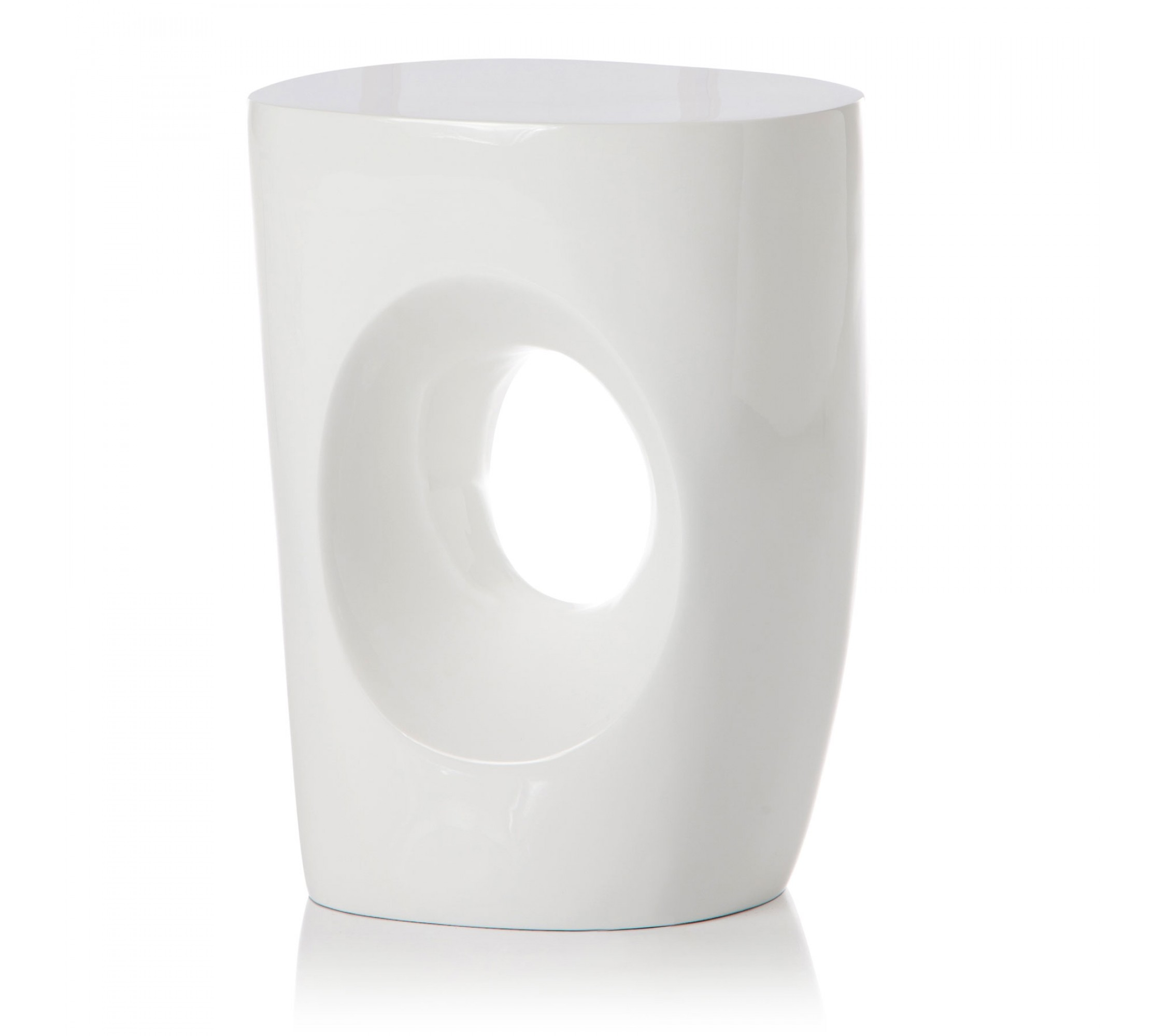 Hocker - Devils Eye white
