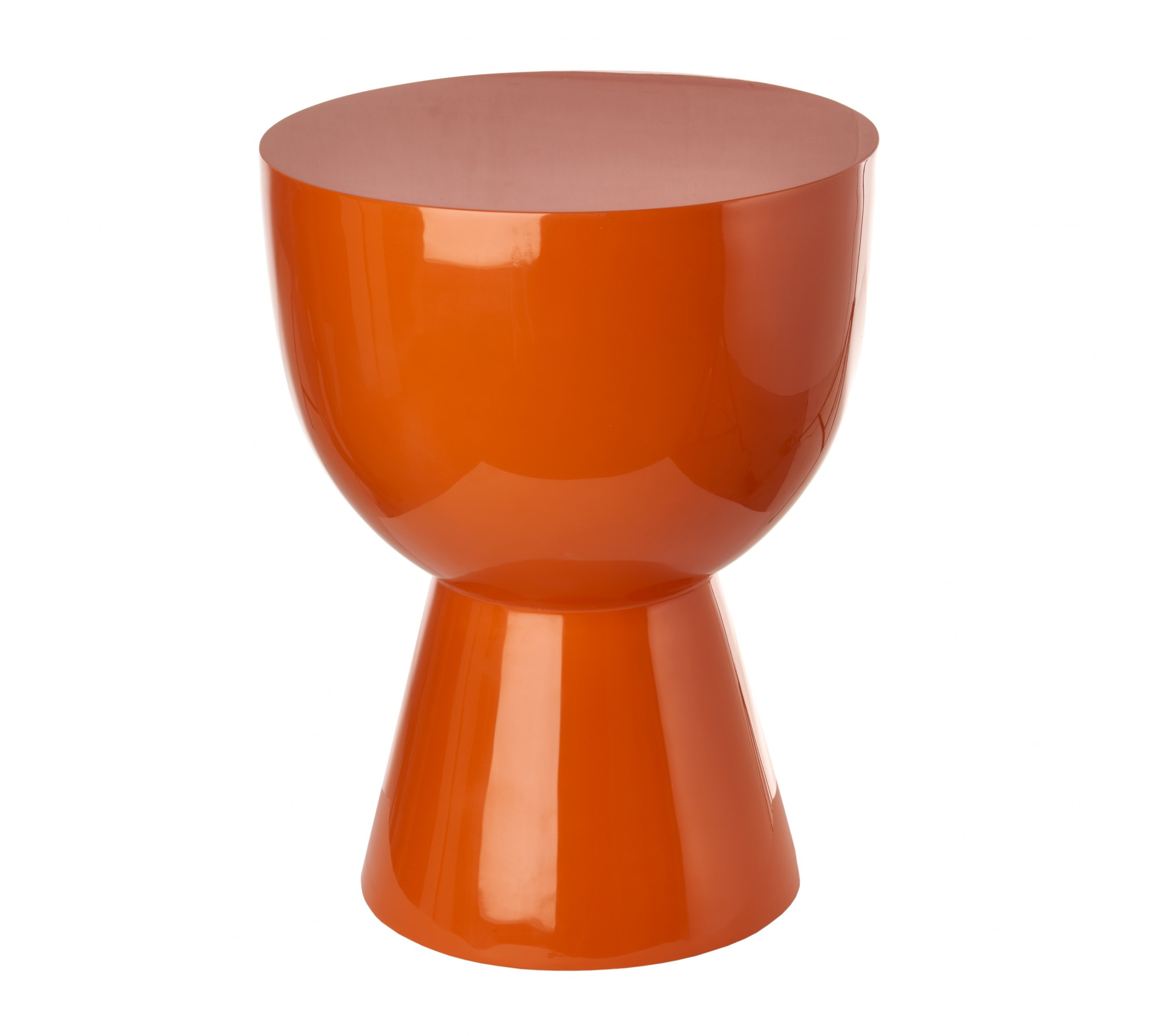Hocker Tam Tam orange