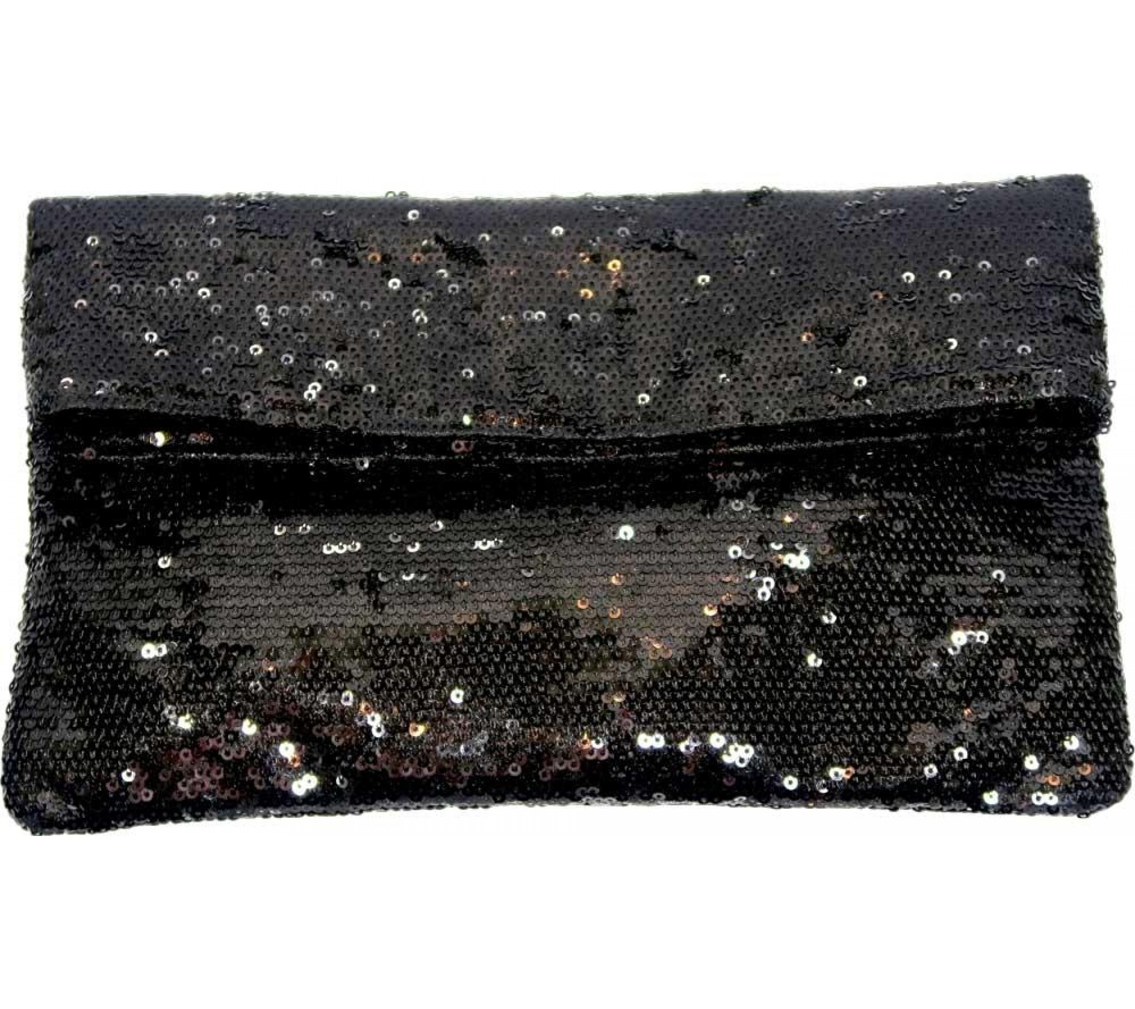Vegane Clutch & Fancy in Schwarz