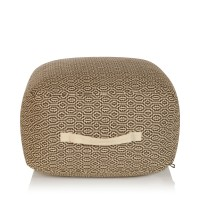 Cambridge Pouf Grey