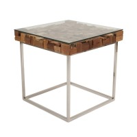 Macassar Side Table