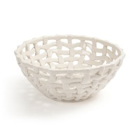 Basket Round Wicker