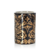 Pen Holder Black Tatoo