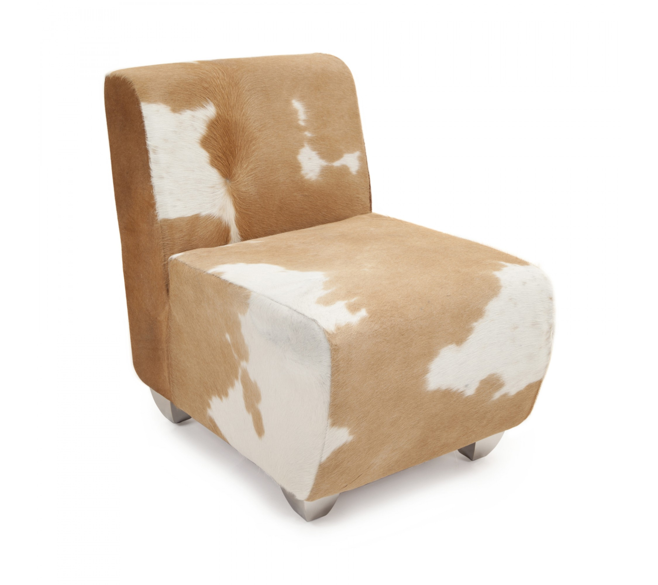 Kuhfell Sessel - Jason Cow
