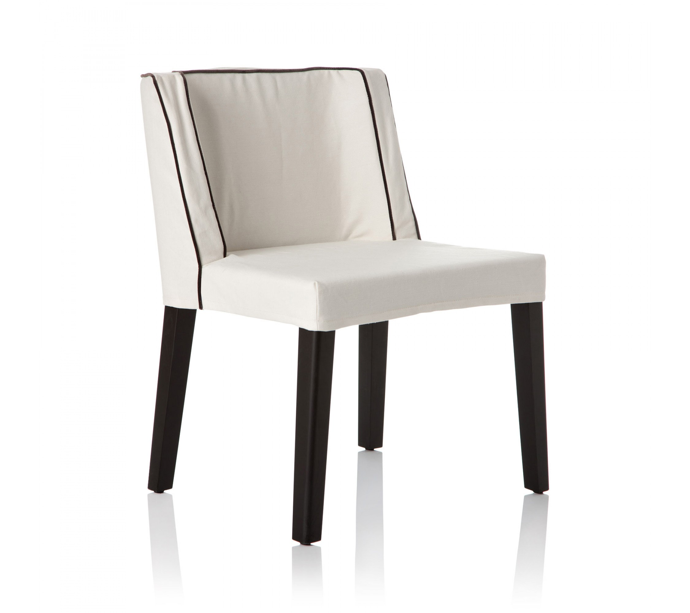 Stuhl - Family Chair Middle cream