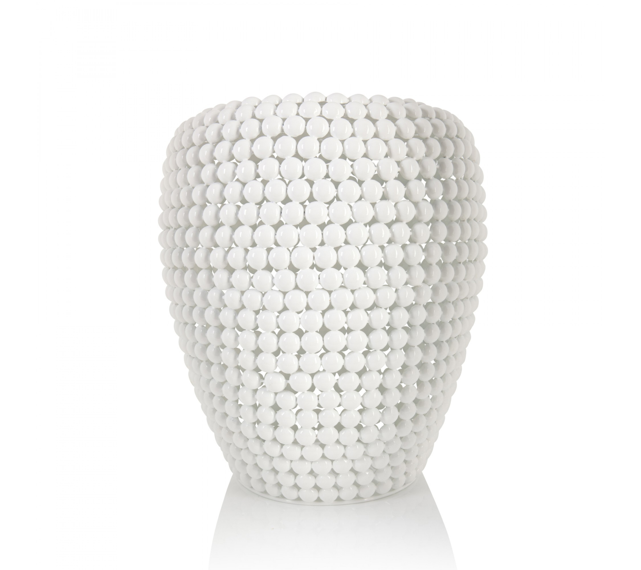 Hocker - Dot Stool white