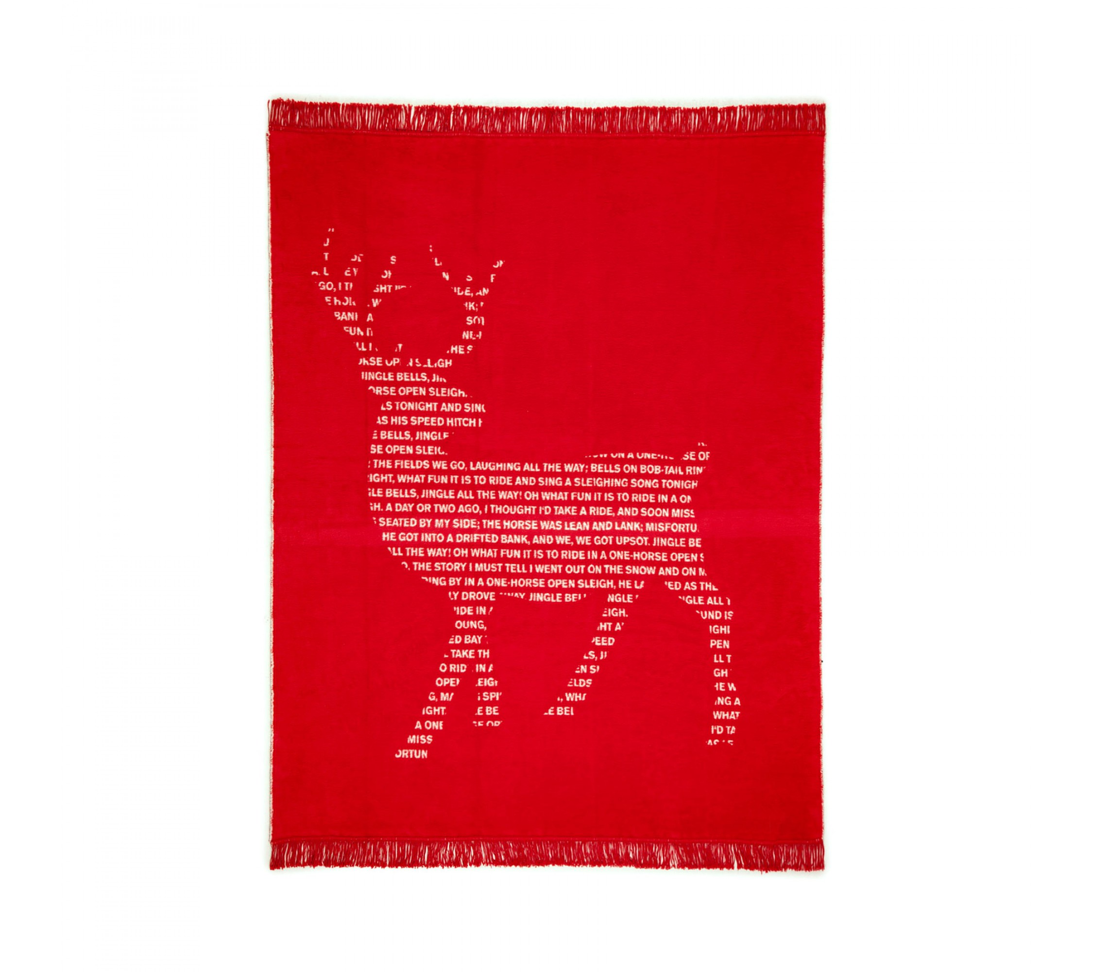 Wolldecke - Deer Blanket