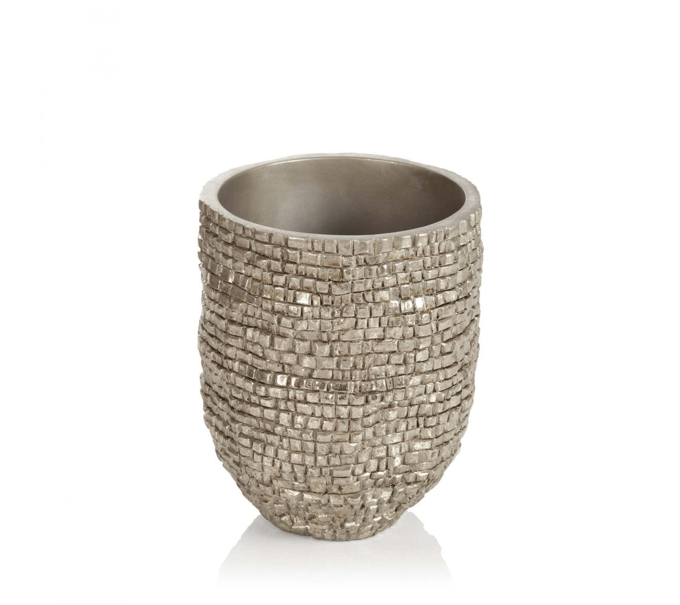 Deko-Vase - Crackle Small