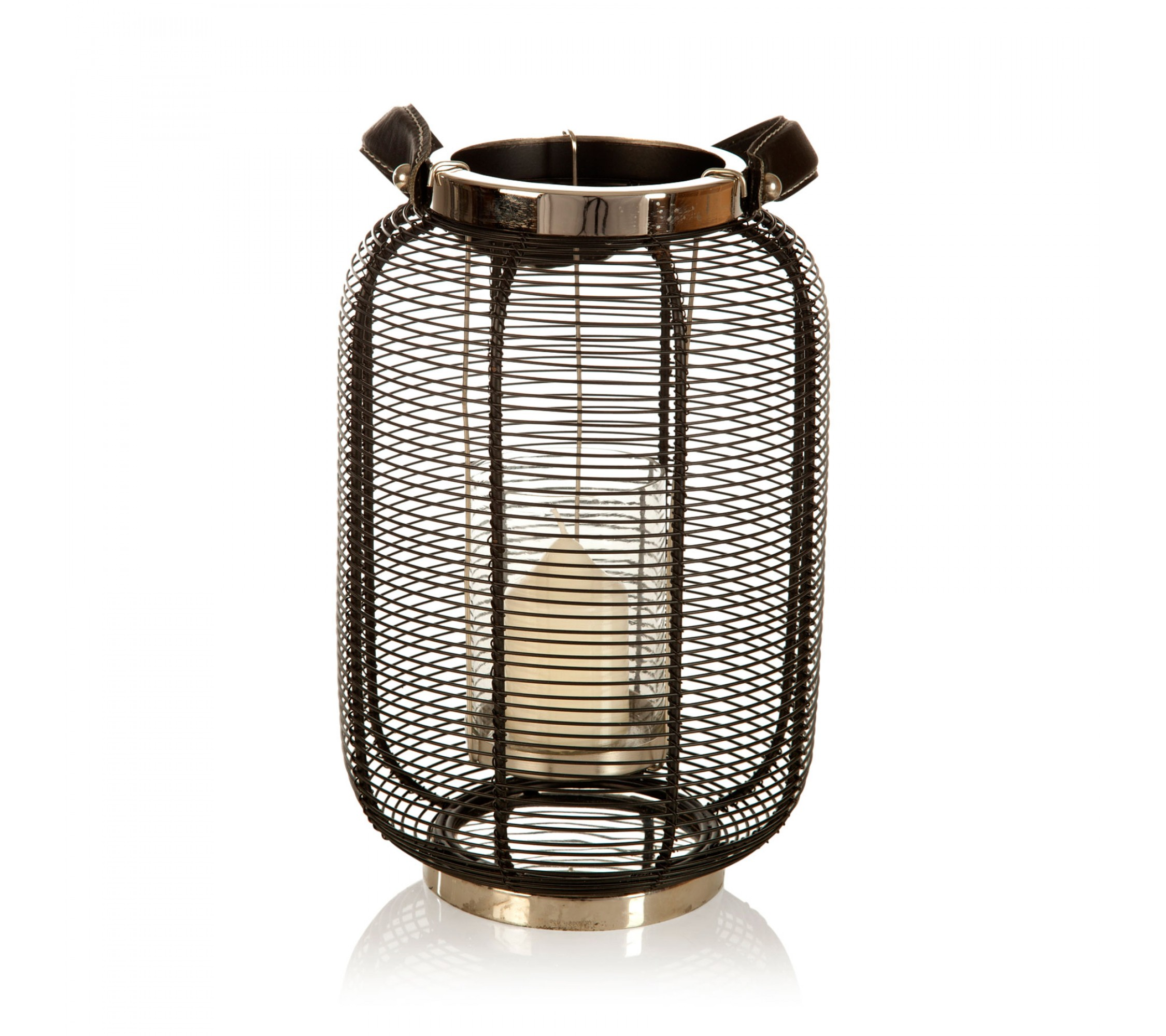 Laterne - Lantern Black Medium